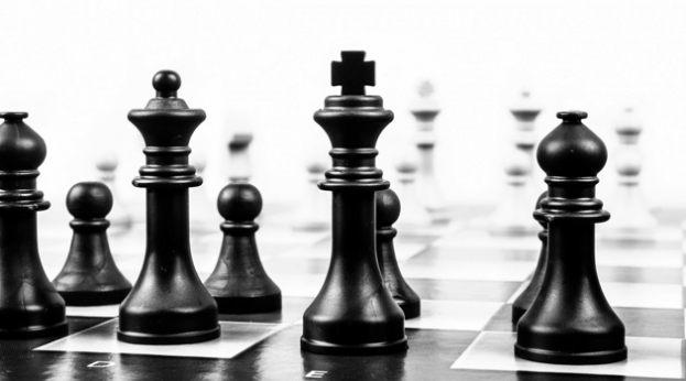 Chess, conflict, strategy (pixabay)